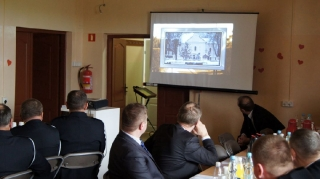 2015.04.16 - Spotkanie strażaków z jednostek OSP