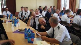 VIII Zjazd Oddziału Gminnego Związku Ochotniczych Straży Pożarnych Rzeczypospolitej Polskiej w Grabowcu